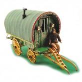 Bow Top Gypsy Caravan Plan
