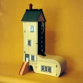 Plan - Shoe House