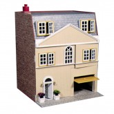 Plan - The Town House