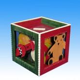 Cube Moneybox Plan