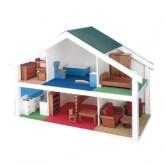 Open Plan Dolls House