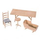 Shaker Furniture Plan