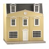 1/24Th Scale Regency Dolls House Plan