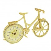 Bicyle clock matchstick