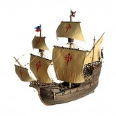 Nao Victoria Model Ship Kit
