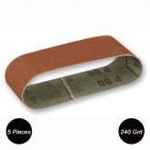Grinding Bands - 240 Grit