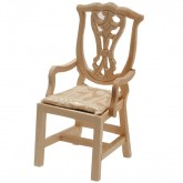 Chippendale Carver Chair