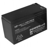 Powercell Rechargeable Gel Battery 12V-7Ah