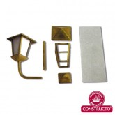 Lantern Brass Kit