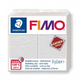 Fimo Leather - Ivory