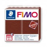 Fimo Leather - Nut