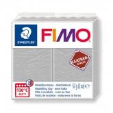 Fimo Leather - Dove Grey