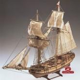 Halifax Model Ship Kit