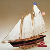 America Model Sailing Ship Kit