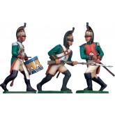 French Foot Dragoons 1809