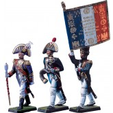 French Imperial Guard tet de Colonne I 1805