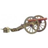 French Gribeaval Cannon