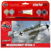 Airfix Kit - Messerschmidt BF109E-3