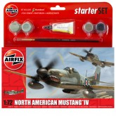 Airfix Kit - North American Mustang IV