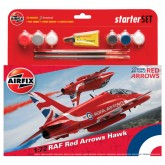Airfix Kit - RAF Red Arrows Hawk
