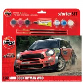 Airfix Kit - Mini Countryman WRC