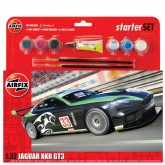 Airfix Kit - Jaguar XKR GT3