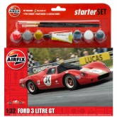 Airfix Kit - Ford 3 Litre GT