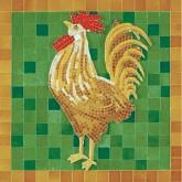 Cockerel - Mosaic Kit