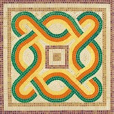 Geometric Pattern - Mosaic Kit