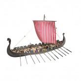 Viking Long Ship 1:48
