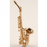 Saxophone - 1/12th Scale