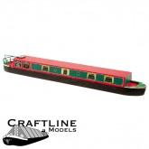 Cruiser stern Holiday narrow boat
