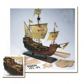 Santa Maria Columbus Caravel Model Ship Kit