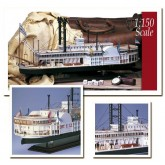 Robert E Lee Model Boat Kit