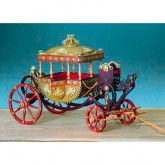 Carrozza Ducale Del 1819 Carriage Kit