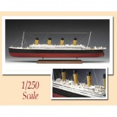 Titanic Model Model Ship Kit