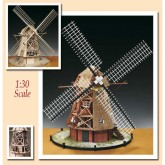 Dutch Windmill Model Kit