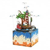 Vocational Island Music Box