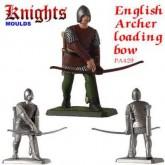 Medieval English Longbowman (Archer) Loading