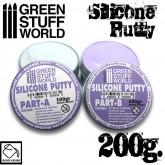 Violet Silicone Putty 200G