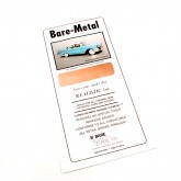 Bare Metal Foil - Real Copper (