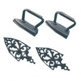 Trivets & Irons - Black