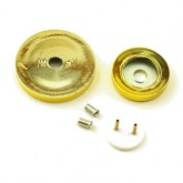 Plug In Chandelier Adaptor - 21.4mm dia