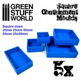 Containment Mould Square