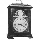 Bow Dial Bracket Clock Plan