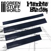 Flexible Clay Knife Set