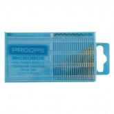 Micro.Drill.Set 61-80 Swg