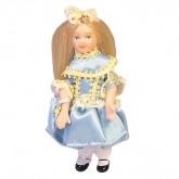 Margaret - Blue Dress