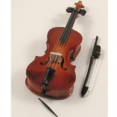 Double Bass - 1/12th Scale