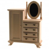 Wardrobe & Dressing Table